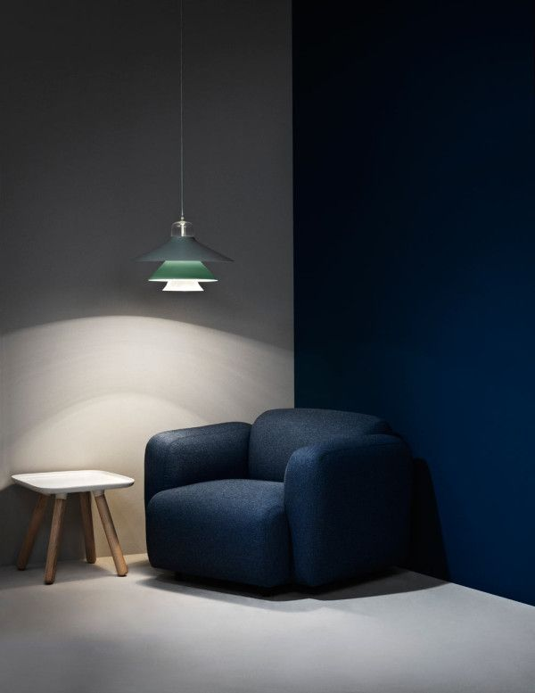 Swell Seating by Jonas Wagell for Normann Copenhagen #sofa #seating