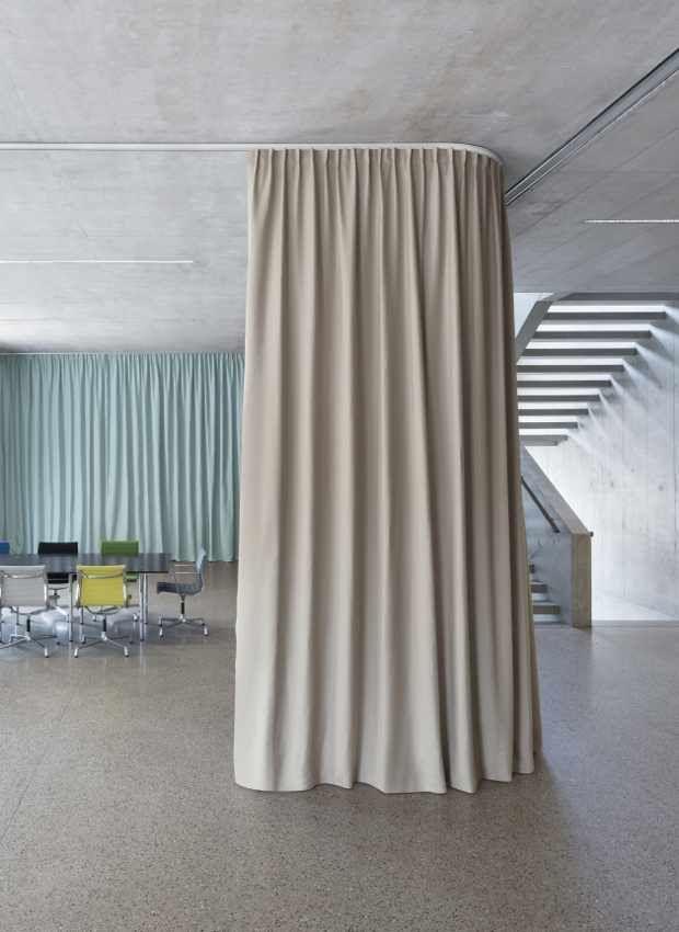 Acoustic Solutions Soundproofing Transparent Acoustic Fabrics