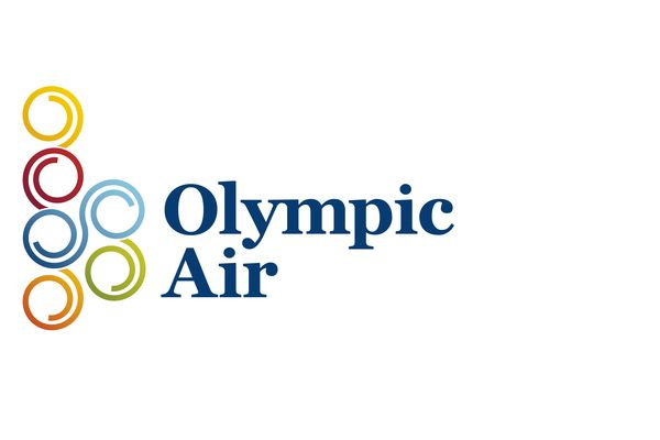 Olympic Air Logo Proposal by Spyros Gangas, via Behance