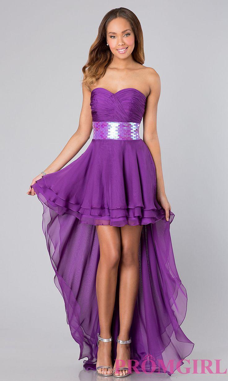 Mejores 41 imágenes de Purple Dresses en Pinterest | Vestidos cortos ...