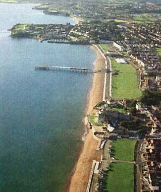 Preston and Paignton beaches