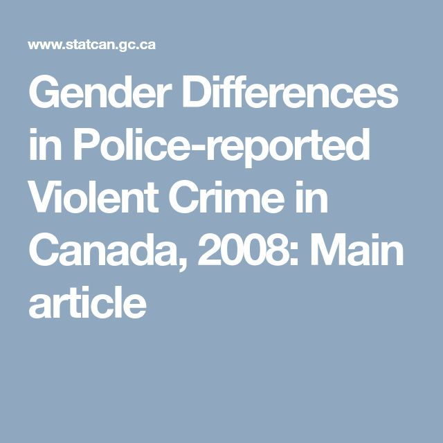gender differences in crime Gender and crime 1 gender and crime 2 last lesson recap 3 lesson objectives• to understand why there are gender differences in.