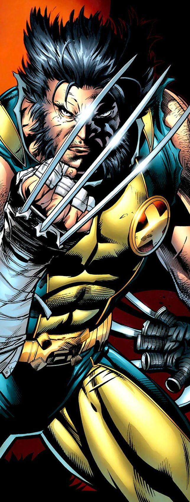 Marvel Comics Wolverine by Scot Eaton. For similar content follow me @jpsunshine10041