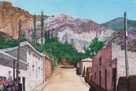 Resultado de imagen de imagenes de montañas con colores