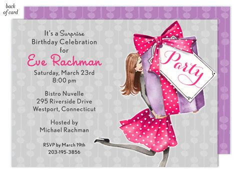 67 best Adult Birthday Party Invitations images on Pinterest Adult - birthday invitation for adults