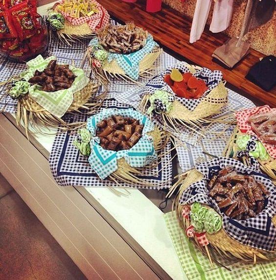 Dicas para organizar uma Festa Junina/Julina em casa