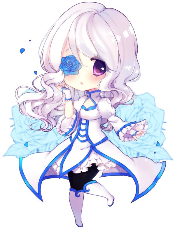 Calm time by yamio on deviantart chibi - Dessin manga kawaii ...
