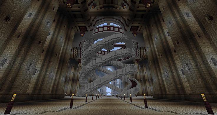 The Interior of my Castle so far...