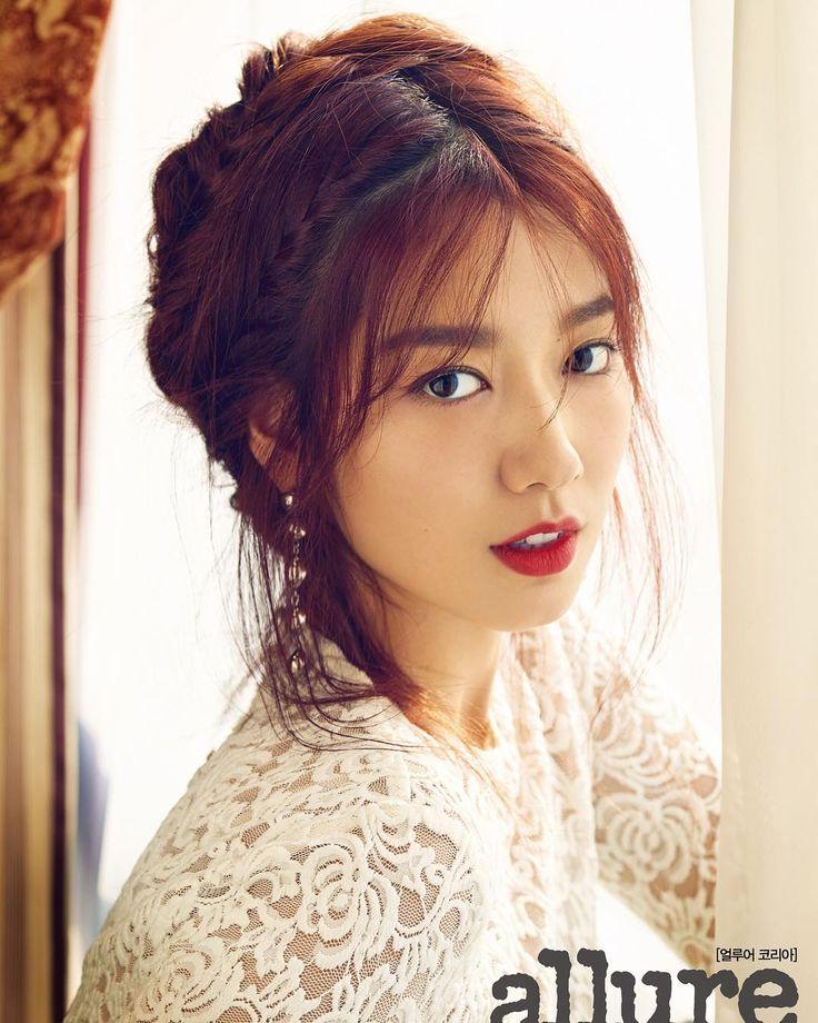 Park Shin Hye for Allure Korea July 2017