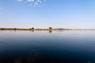 Why not?: Lower Zambesi National Park, one of the Zambia's p...