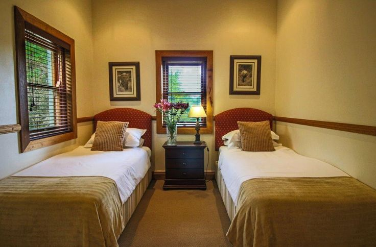 Family cottage 2nd bedroom at Dune Ridge Country House #StFrancisBay #Eastern Cape #SouthAfrica www.duneridgestfrancis.co.za