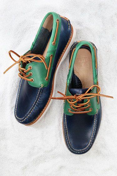 Ermenegildo Zegna - Spring Shoes for Men 2012 - Esquire
