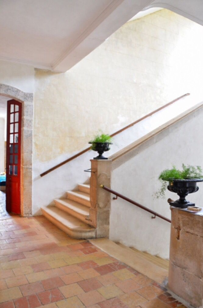 """This royal stairway os from our feature """"Dutch Daring"""""""