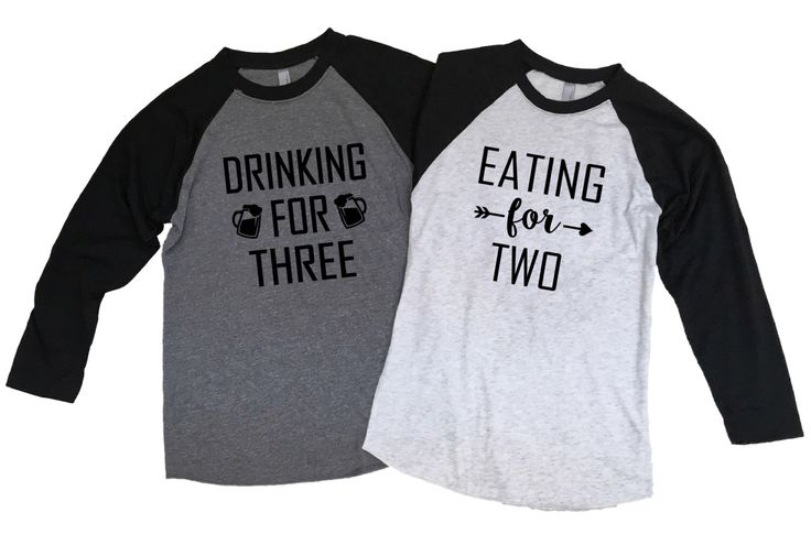 Christmas pregnancy announcement, baby announcement, holiday pregnancy announcement, baby reveal, eating for two drinking for three by BRDtshirtzone on Etsy https://www.etsy.com/listing/489747043/christmas-pregnancy-announcement-baby