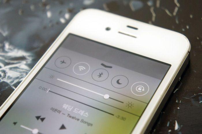 iOS7 배터리 광탈에 대비하는 절약 비법!
