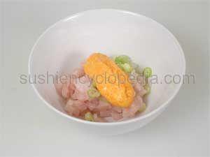 Spicy Yellowtail Recipe