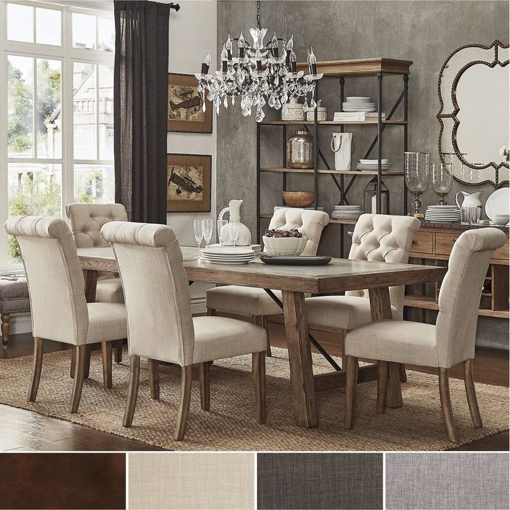 Dining Room Sets Find The Table And Chair Set That Fits Both Your