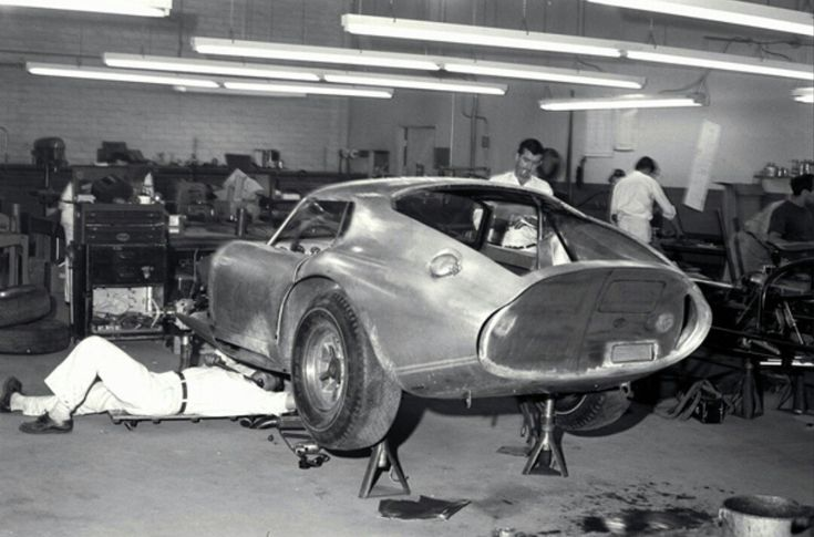 The Making of the Shelby Daytona Coupe