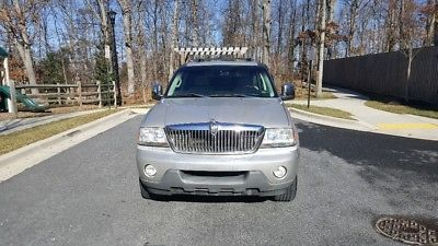 2005 Lincoln Aviator 4X4 truck with 7 Passenger, 3rd row seating! LOW MILEAGE! 2005 Used 4.6L V8 32V Automatic AWD SUV Moonroof Premium,…
