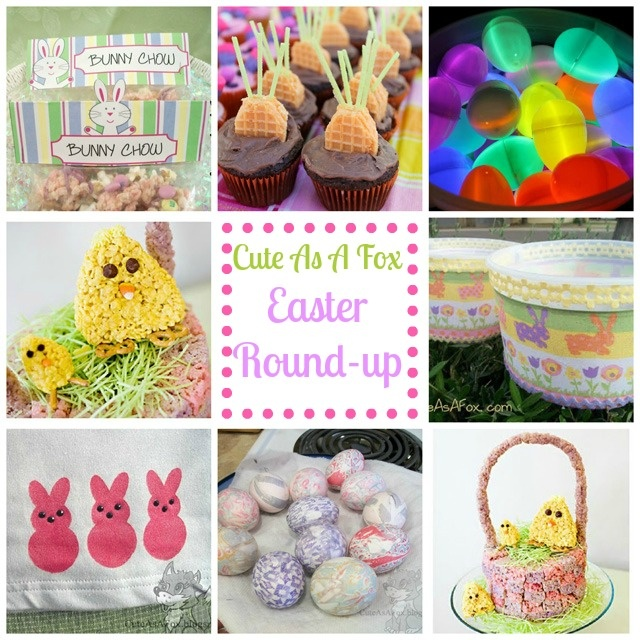 8 great Easter ideas from Cute as a Fox