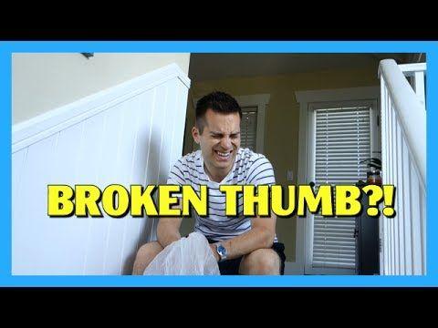 Broken Thumb?!