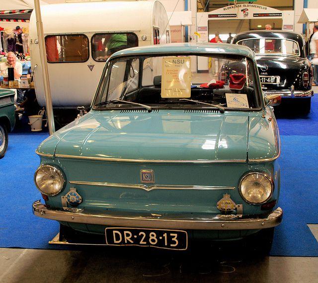 1966 NSU  Prinz 4 by Jan Barnier Hilversum
