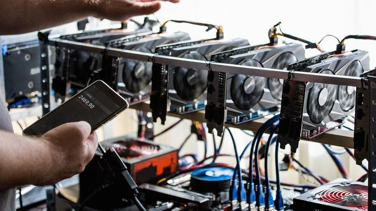 One Bitcoin Transaction Now Uses as Much Energy as Your House in a Week - Motherboard