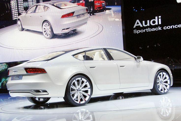 Audi A7 | Audi A7-Sportback-Concept
