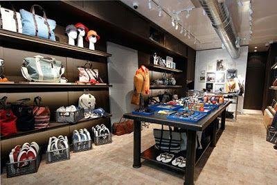 Moda masculina [en Panamá]: Tienda Coach de hombres en NY.