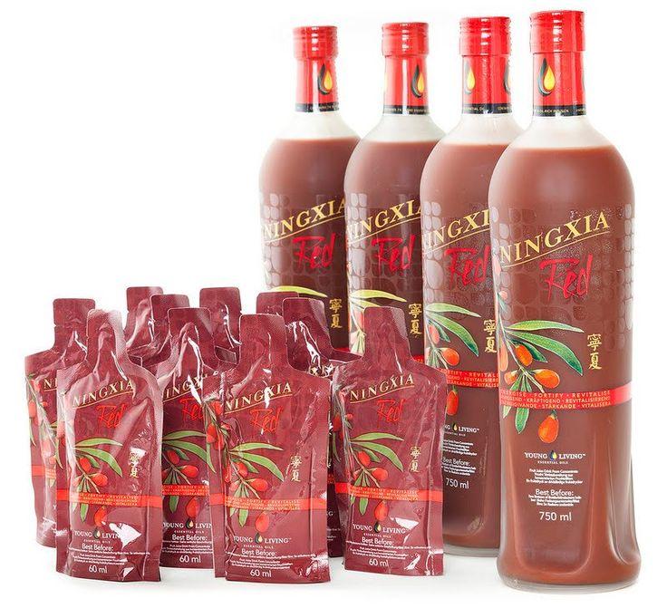 Por Tu Salud by Adry NingXia Red® combina la extraordinaria superfruta goji conaceites esenciales 100% puros en una potente infusión quenutre todo el cuerpo. Se han estado buscando los beneficios…