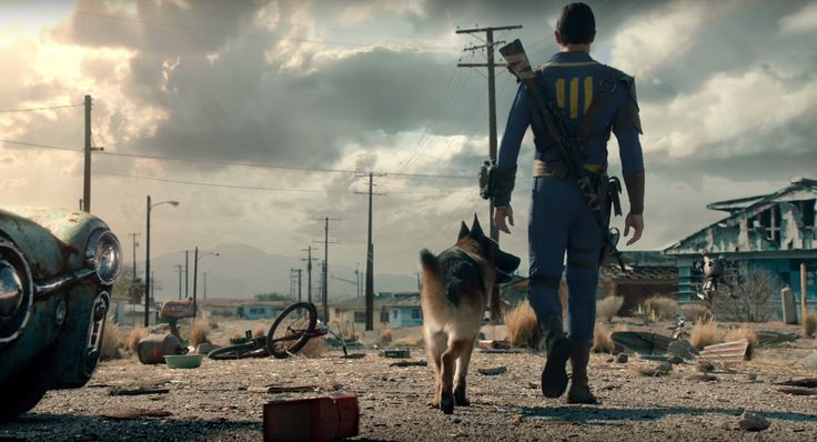 Just started a blog that reviews game soundtracks. Decided to review Fallout 4's OST. Check it out!