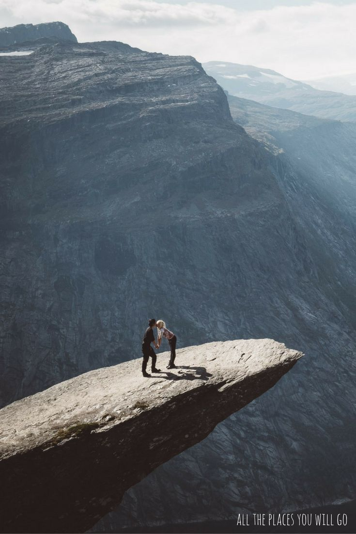 The Trolltunga Hike: Have you ever thought about hiking the 22km to Trolltunga? Check out our post and see what you can expect! Travel & Photography   All the places you will go
