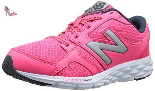 New Balance W490lp3, Chaussures de Running Entrainement Femme - Rose (Pink), 40.5 EU (7 UK) - Chaussures new balance (*Partner-Link)