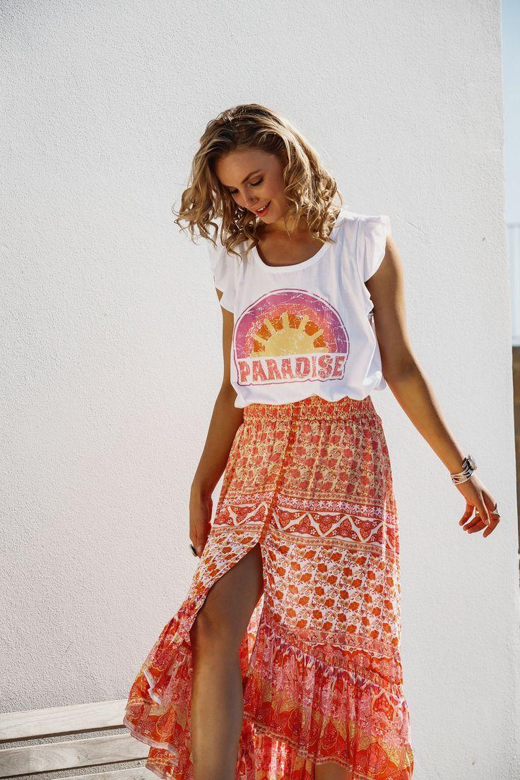 Boho, Bohemian, House of Skye, 70's, Hotel calypso, graphic tee shirt