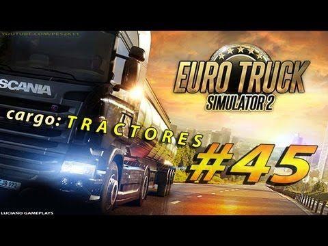Euro Truck Simulator 2 #45  Cargo:   + Twin Wheel FX Genius