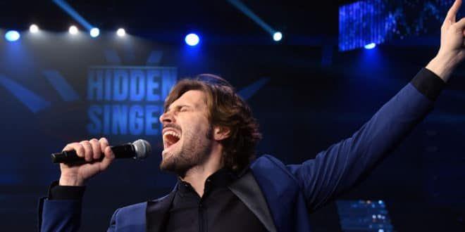 Hidden Singer Italia: dal 23 febbraio in prima serata sul NOVE lo show che celebra 6 star della musica italiana