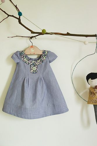 Oliver + S Family Reunion Dress by foundnowhome, via Flickr