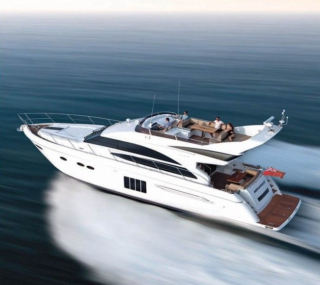 LVMH Groups Yacht Building Firm Princess Has Announced Formal Entry Into India And Is Aiming