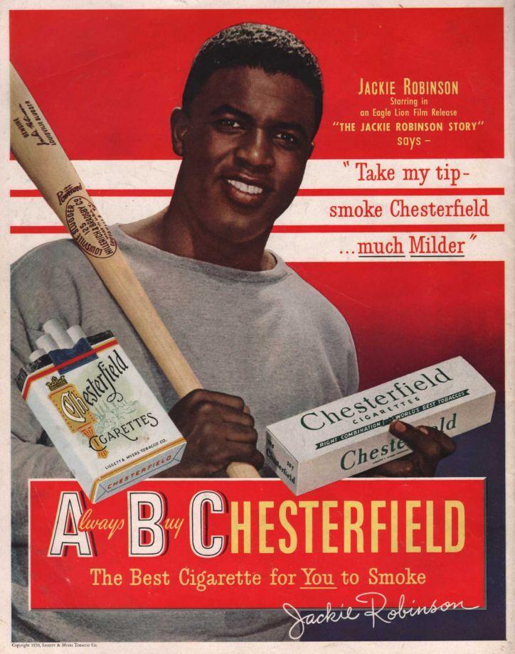 Chesterfield (Jackie Robinson)