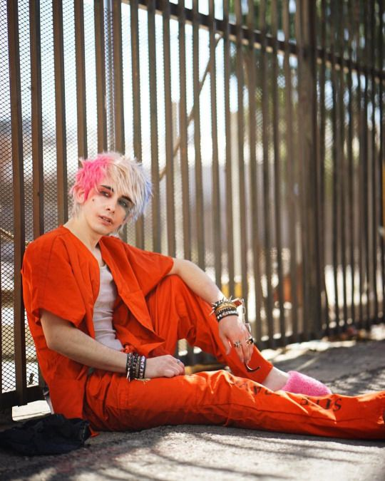 Privileged Chris Villain Harley Quinn gender bend cosplay