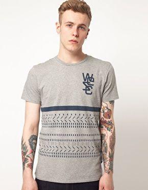 WESC Barcode T-Shirt