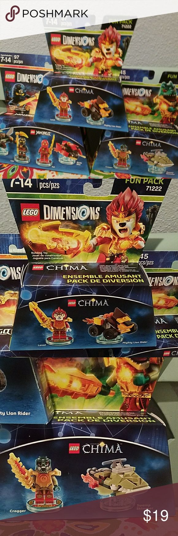 Lego Chima Lego China great condition brand new Lego  Other