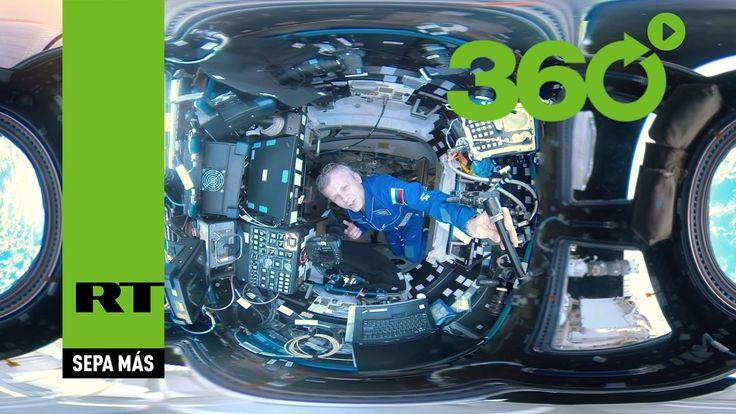 La Tierra en 360º: RT le muestra nuestro planeta desde el espacio en vis...