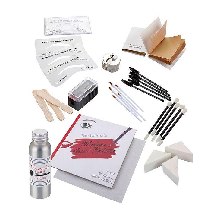 Private Label Cosmetics & Brushes Natural / Organic
