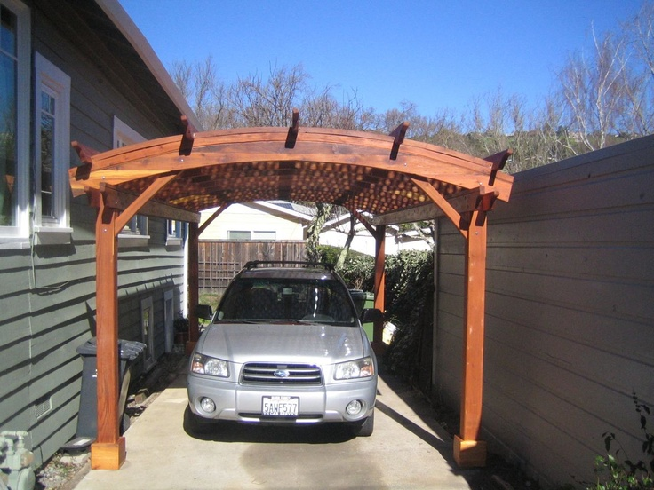 Plastic Bottle Carport : Best images about sheds barns and outbuildings on