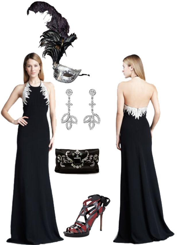 Modern Masquerade Ball Dresses