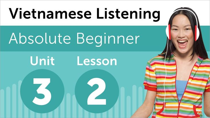 Visit http://www.vietnamesepod101.com to learn Vietnamese for free! In this lesson, you will improve your listening comprehension skills from a Vietnamese conversation set in a restaurant. #vietnamese #vietnamesepod101 #learnvietnamese #vietnam