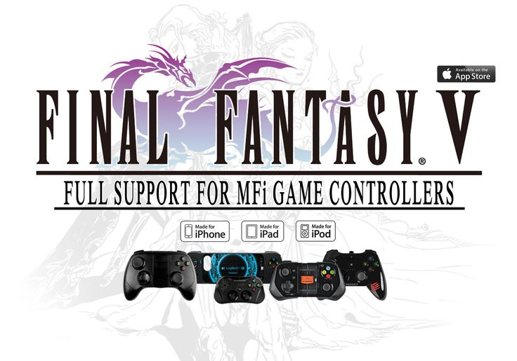 Another Classic RPG Gets Controller Support!