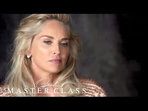 """In 2001, Sharon Stone says she was knocked over with a pain was so severe, she felt as if she had been shot in the head. After surviving her brain aneurysm, Sharon had to re-learn how to walk, talk, hear and write – losing her career, marriage and custody of her child in the process. """"I was burned to the ground,"""" Sharon says. Though it was a dark period in her life, watch why Sharon says that starting over actually made her life richer."""