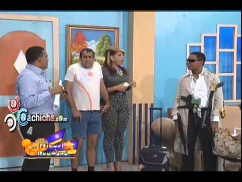 A reir con Raymond y Miguel El Vendedor de Seguro @Raymondpozo1 #Video - Cachicha.com